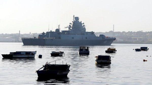 Rusia y Siria inician ejercicios navales y militares conjuntos