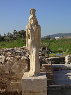Περιήγηση στο Ιερό των Αιγυπτίων Θεών