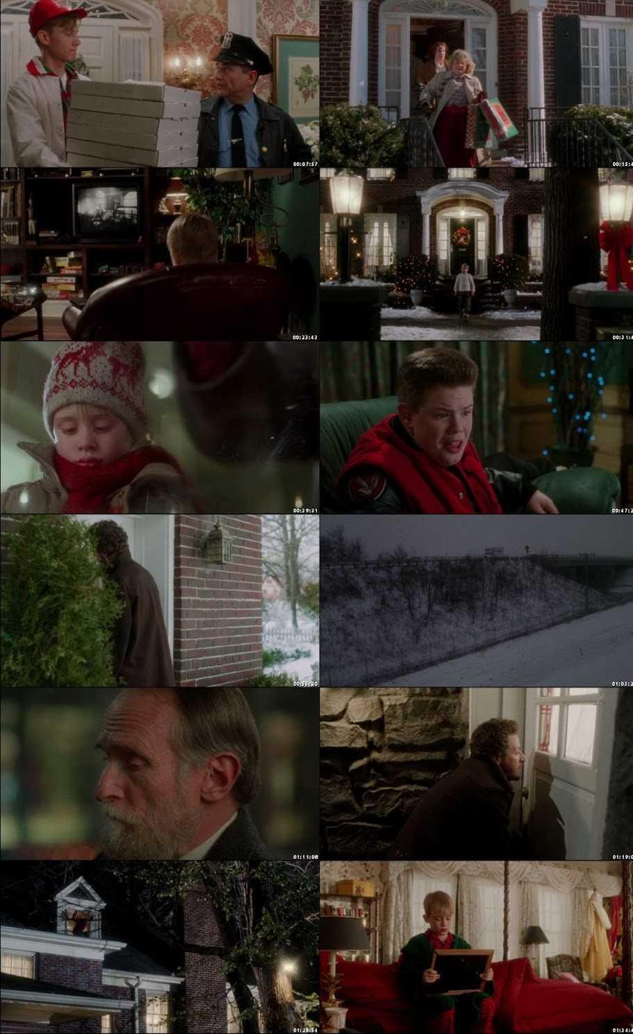 Home Alone 1990 Screenshot