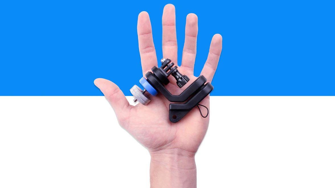 GravGrip в руке