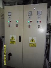 Control panel Compressor NO 1&2