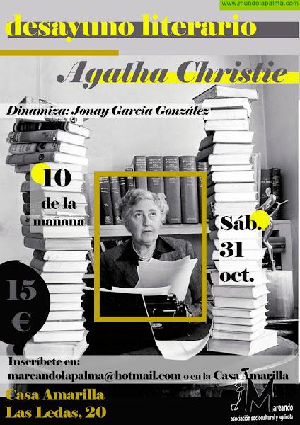 CASA AMARILLA: Desayuno Literario con Agatha Christie
