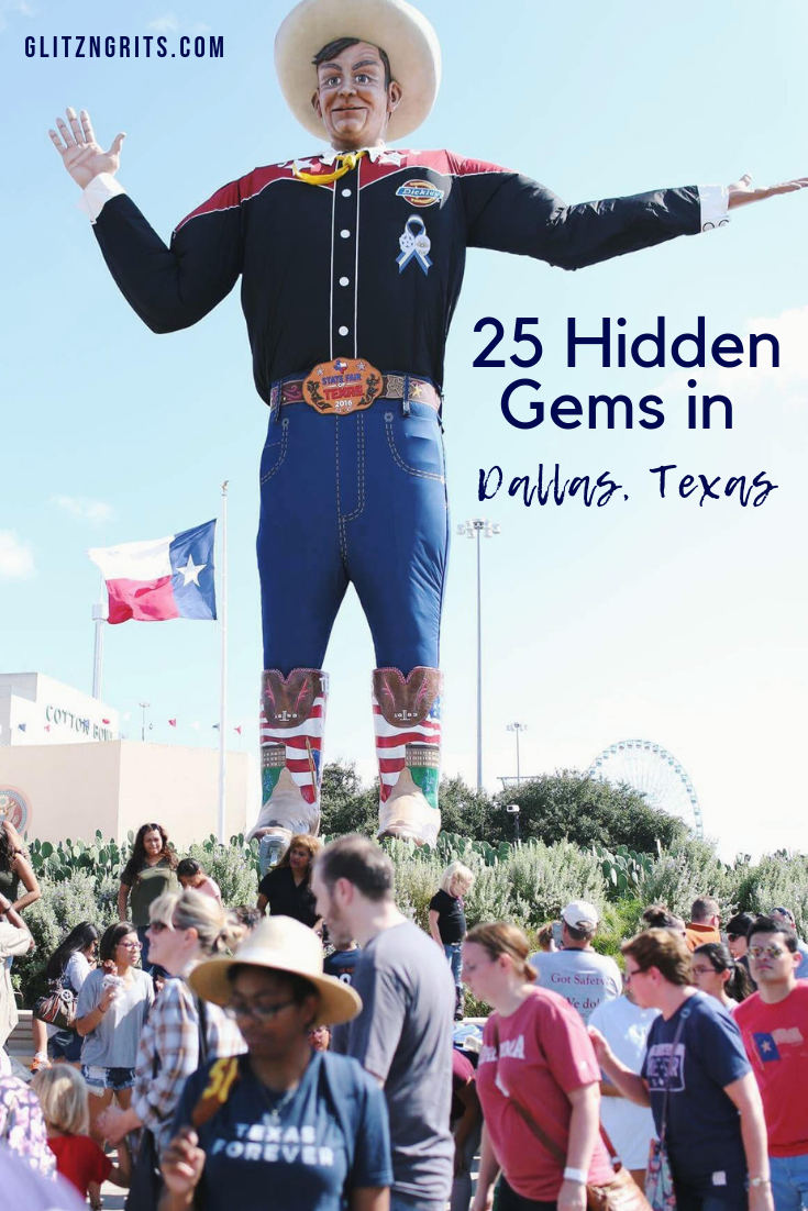 25 hidden gems in dallas