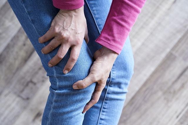O脚 膝の痛み 船橋