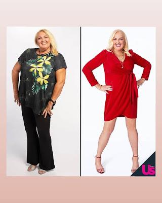 Angela Deem 90 Day Fiance Weightloss