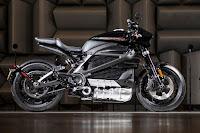 Harley-Davidson LiveWire (2019) Side