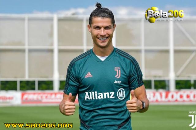 Ronaldo Diyakini Bisa Bermain Sampai 41 Tahun
