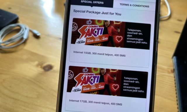 Paket Telkomsel Combo Sakti 17 GB Sebulan Cuma Rp 70 Rubuan