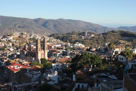 Taxco panorama