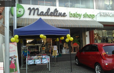 Review Madeline Baby Shop Bandung Jawa Barat