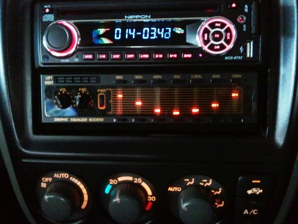 Best Car Eq For Rap
