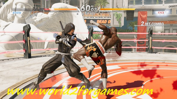 Free Download Dead or Alive 6