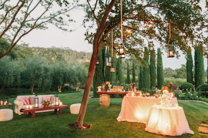 Backyard Wedding Themes outdoor backyard wedding