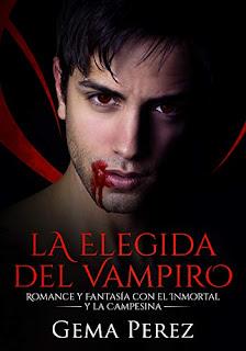La Elegida del Vampiro- Gema Perez