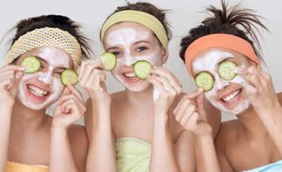 Sehat Pasti Cantik Cara Membuat Masker Alami Wajah dan Rambut Cantik ... 5a3c448020