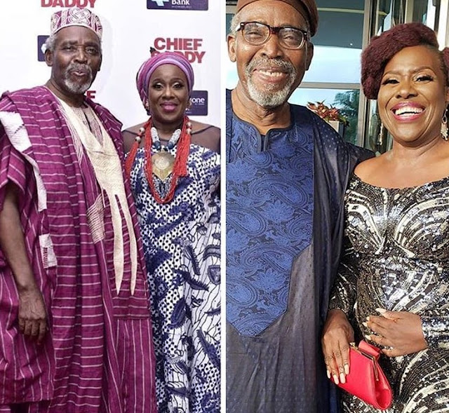 How I Packed Out Of  Olu Jacobs House Several Times Actress Joke Silva