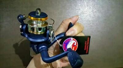 Reel Golden Fish Elite TF-103N