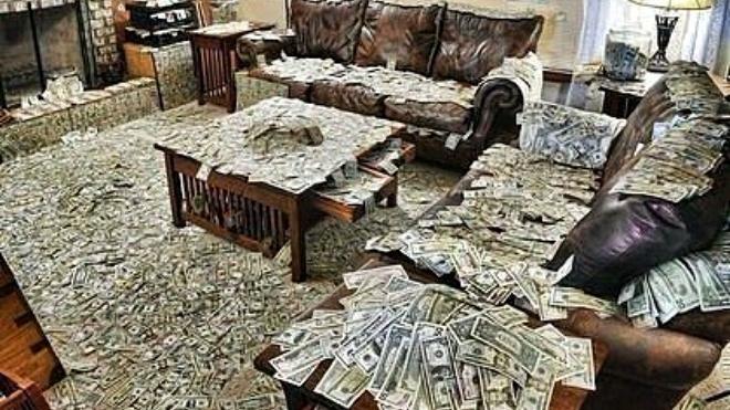Быстрые заговоры на притяжение денег