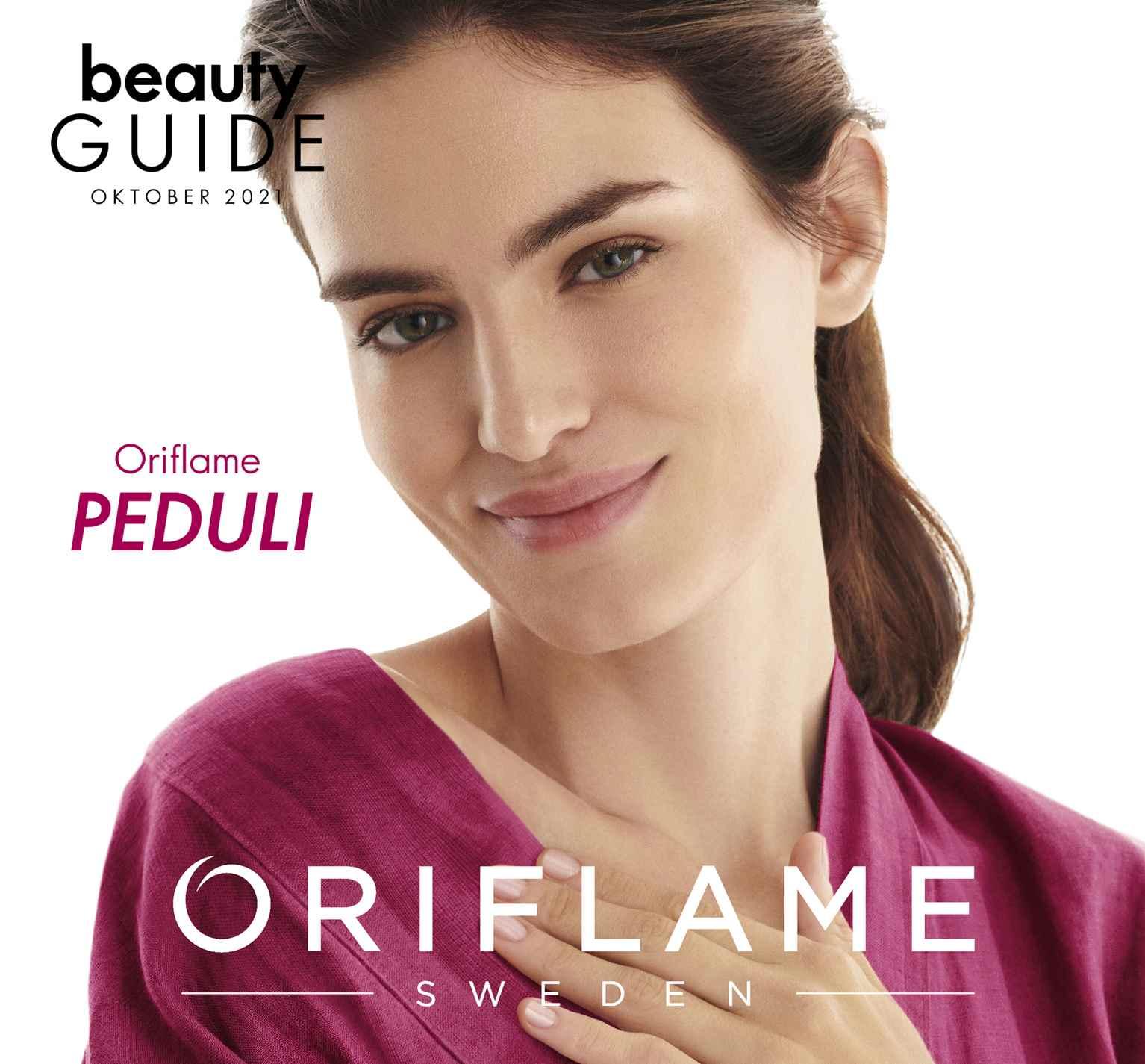 Katalog Promo Oriflame Oktober 2021