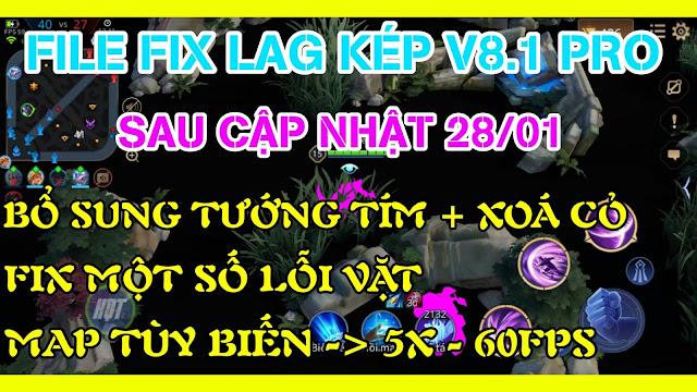 Fix Lag Liên Quân Mùa 17 Giảm Lag Sau Cập Nhật 28/01 • Fix Mọi Lỗi Vặt Ổn Định FPS Cao Combat • HQT Channel