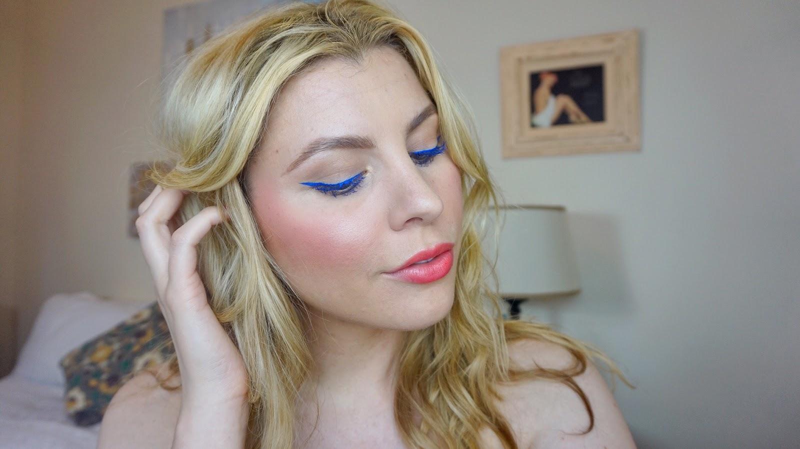 Easy Summer Makeup Look