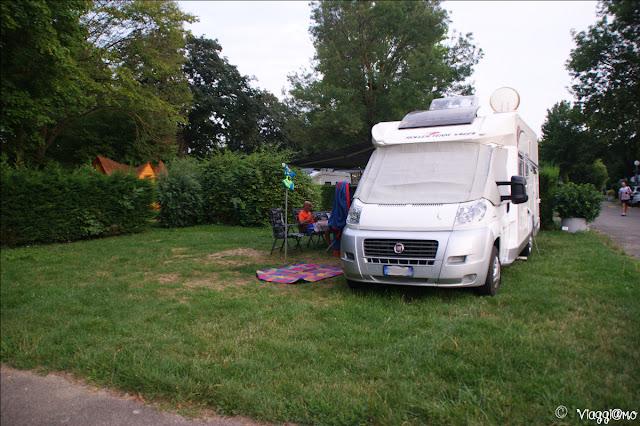 Campeggio de l'ill di Mulhouse