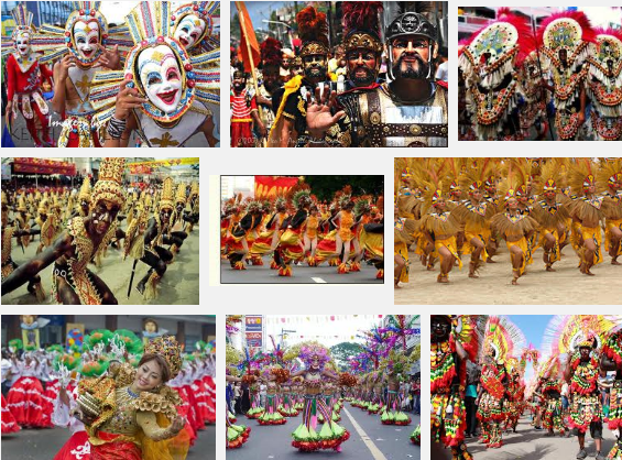 holiday travel philippines fiesta