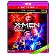 X-Men: Dark Phoenix (2019) HDR WEB-DL 2160p Latino