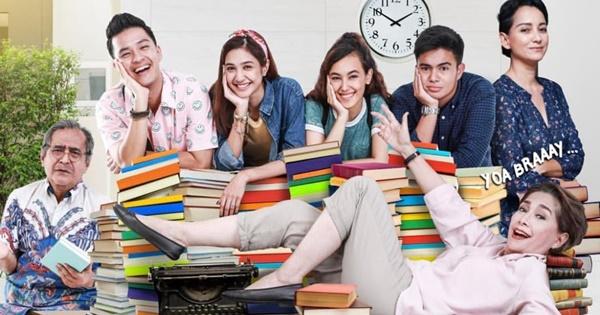sinopsis dan review film Mahasiswi Baru