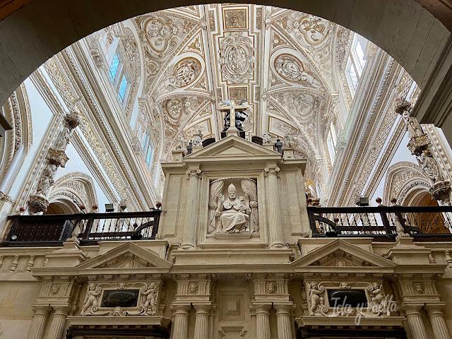 Visitar Córdoba catedral