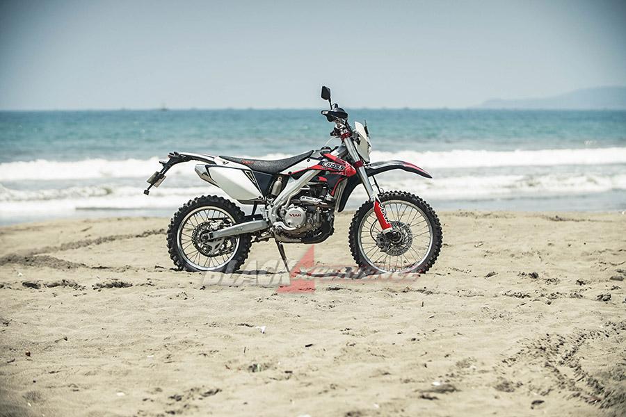 Viar cross x 250cc