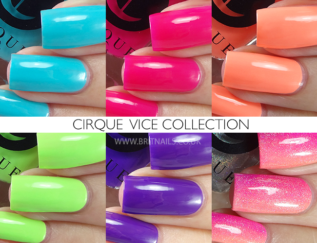 Cirque Vice Collection