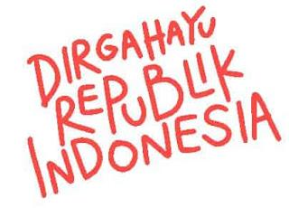 gambar animasi gif indonesia maju 2020