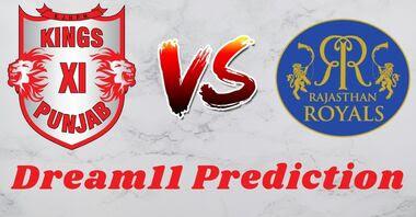 RR vs KXIP Dream11 Prediction