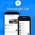 تحميل تطبيق Facebook Messenger Lite واستمتع بالمزايا المدهشة | ستفيدك كثيرا في هاتفك الضعيف