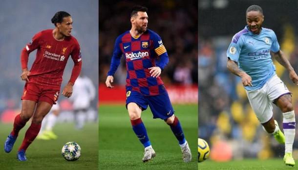 أفضل 100 لاعب في عام 2019 .. ليفربول ومانشستر سيتي يهيمنان