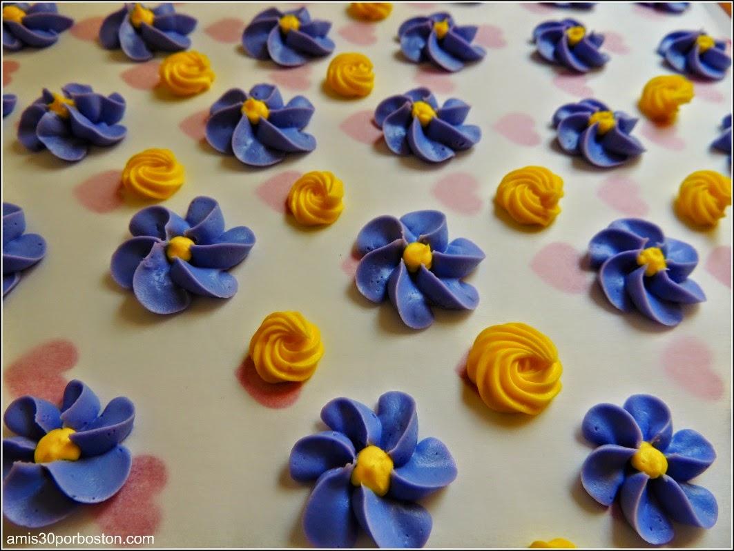 Curso 1 de Decoración Wilton: Flores