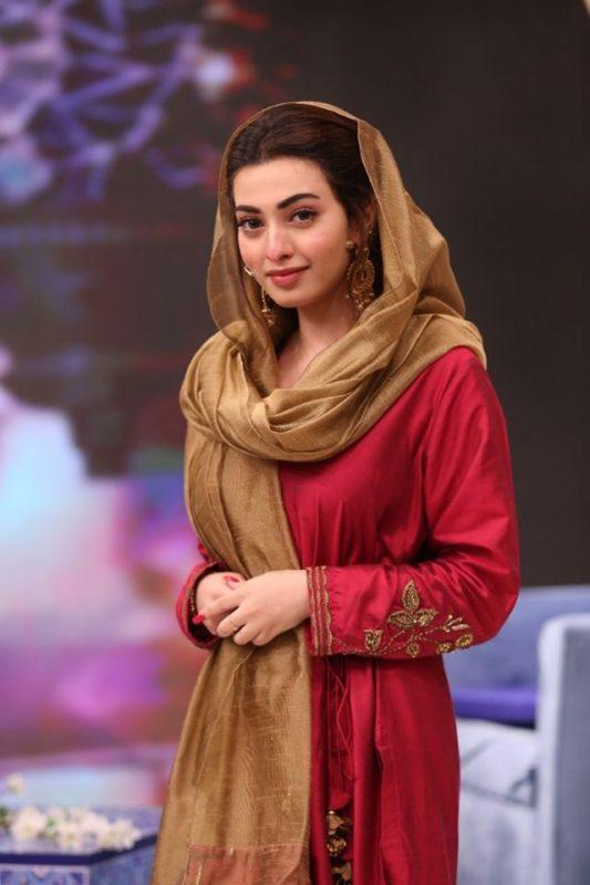 Nawal Saeed Age