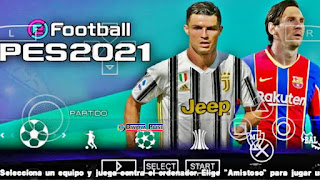 TERBARU, PES 2020 PPSSPP: Transfer, Camera PS4, Jersey 2021, Best Graphics