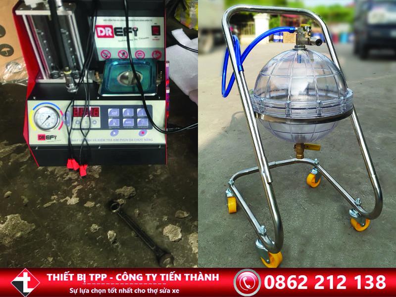 máy súc rửa kim phun, máy vệ sinh kim phun, máy súc rửa béc phun, máy hút nhớt, máy hút dầu nhớt