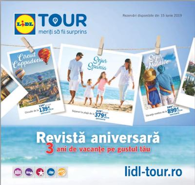 LIDL TOUR 2019