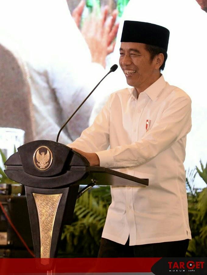 Presiden Jokowi Minta Semua Pihak Hormati MK : Jangan Rendahkan Sebuah Institusi