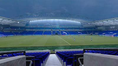 PES 2021 Stadium The AMEX