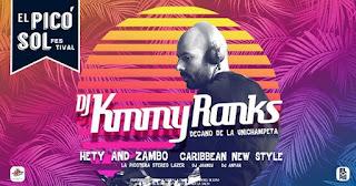 El PICO SOL Festival 2017 con Kmmy Ranks