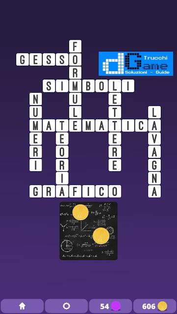 Soluzioni One Clue Crossword livello 11 schemi 7 (Cruciverba illustrato)  | Parole e foto