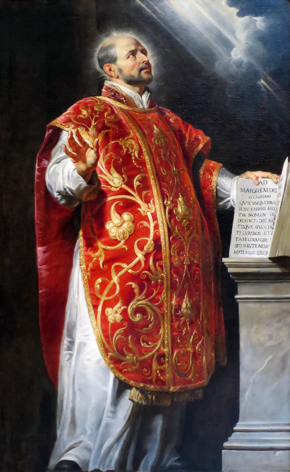 JULY 31 - ST IGNATIUS OF LOYOLA