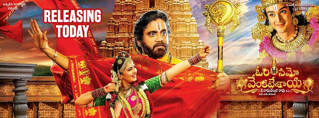 Om Namo Venkatesaya, Reviews,Om Namo Venkatesaya Movie review,Om Namo Venkatesaya movie ratings,Om Namo Venkatesaya ratings,Om Namo Venkatesaya hit or flop,Sandeep Om Namo Venkatesaya review,Telugucinemas.in Om Namo Venkatesaya review,Om Namo Venkatesaya Telugu Movie Review.Om Namo Venkatesaya Movie Review Rating