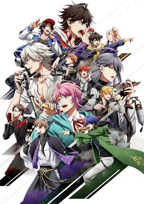 Hypnosis Mic: Division Rap Battle - Rhyme Anima