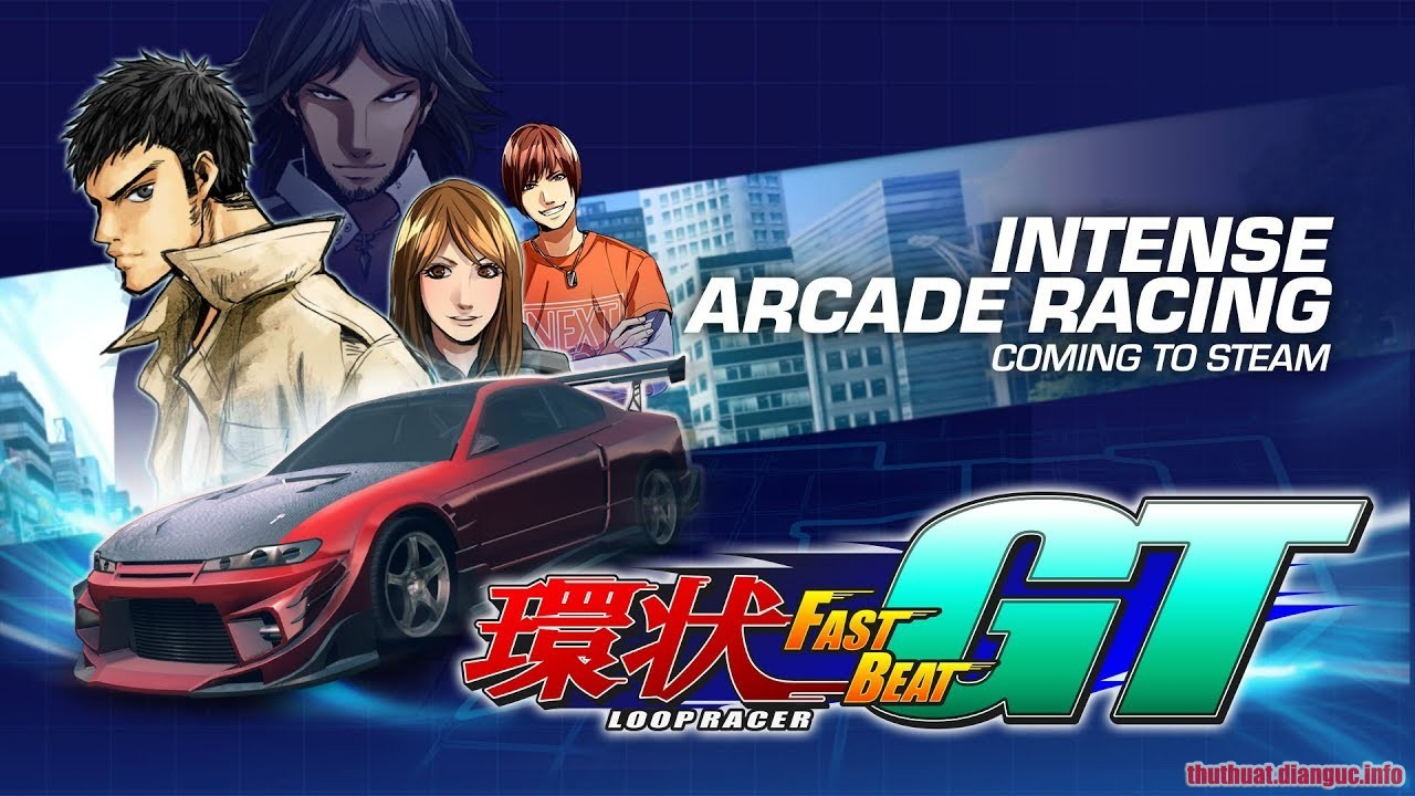 Download Game Fast Beat Loop Racer GT Full Crack