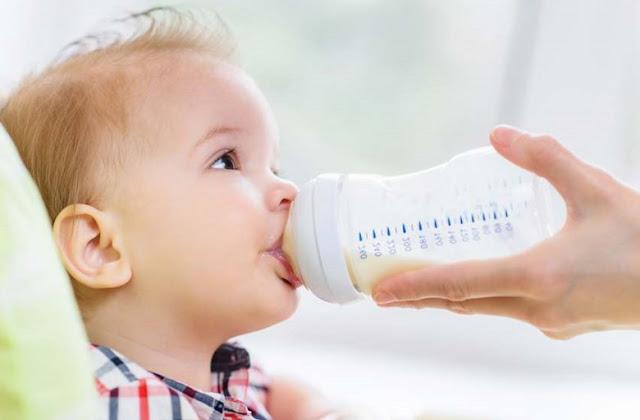 Susu untuk Bayi Usia 0-12 Bulan
